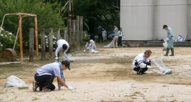 各種清掃ボランティア活動